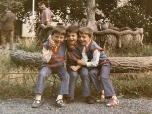 Marco, Antonio e Luca